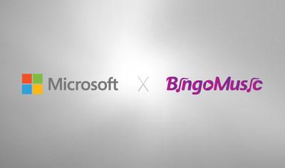 KMS 'Bingo Music' Launching Progress: Signed MOU for Technology Development with Microsoft (MS)