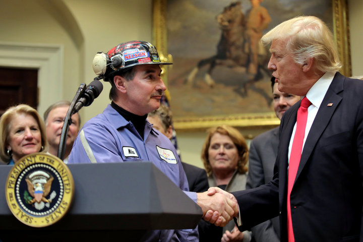 A Trump Plan To Nationalize Coal Plants Could Be A Surprise Gift To Climate Hawks